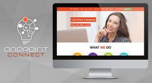 OnePoint Connect Website Development Brisbane - OnePoint Software Solutions