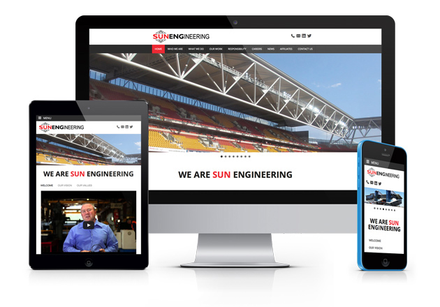 Brisbane Website Design - Responsive Web Design Is The New Black