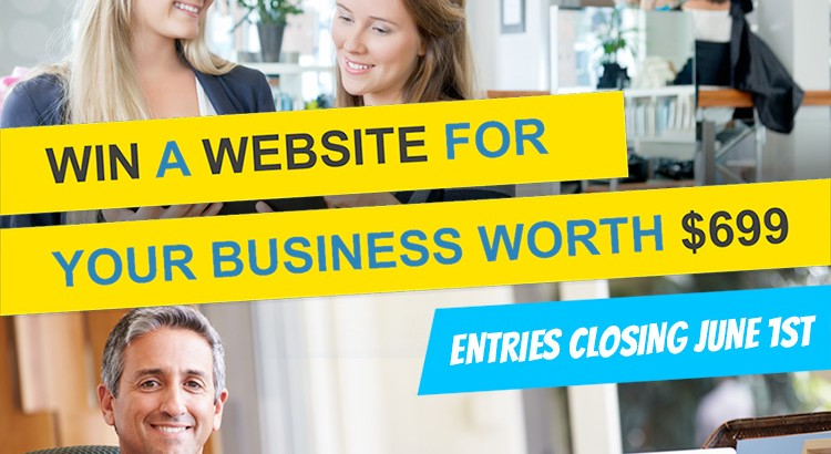 Win A Free Website Competition – Closing Soon
