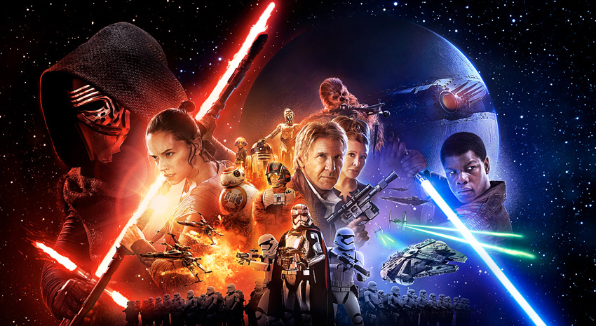 Star Wars: The Force Awakens - OnePoint Software Solutions