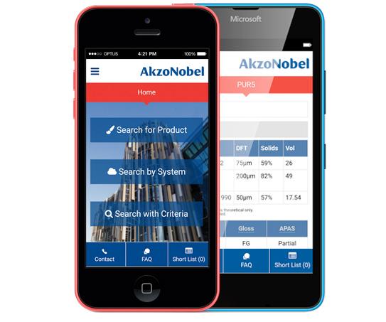 brisbane-mobile-app-international-paints-development