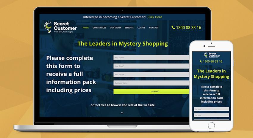 brisbane-web-design-onepoint-software-solutions-secret-customer-australia