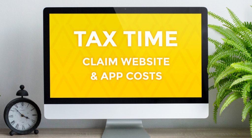 Tax Time - Claim Website Design & App Development Costs With ATO $20,000 Instant Asset Write-Off - OnePoint Software Solutions Brisbane Australia
