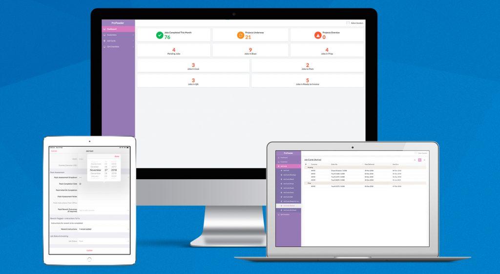 propowder-zoho-creator-brisbane-onepoint-software-solutions