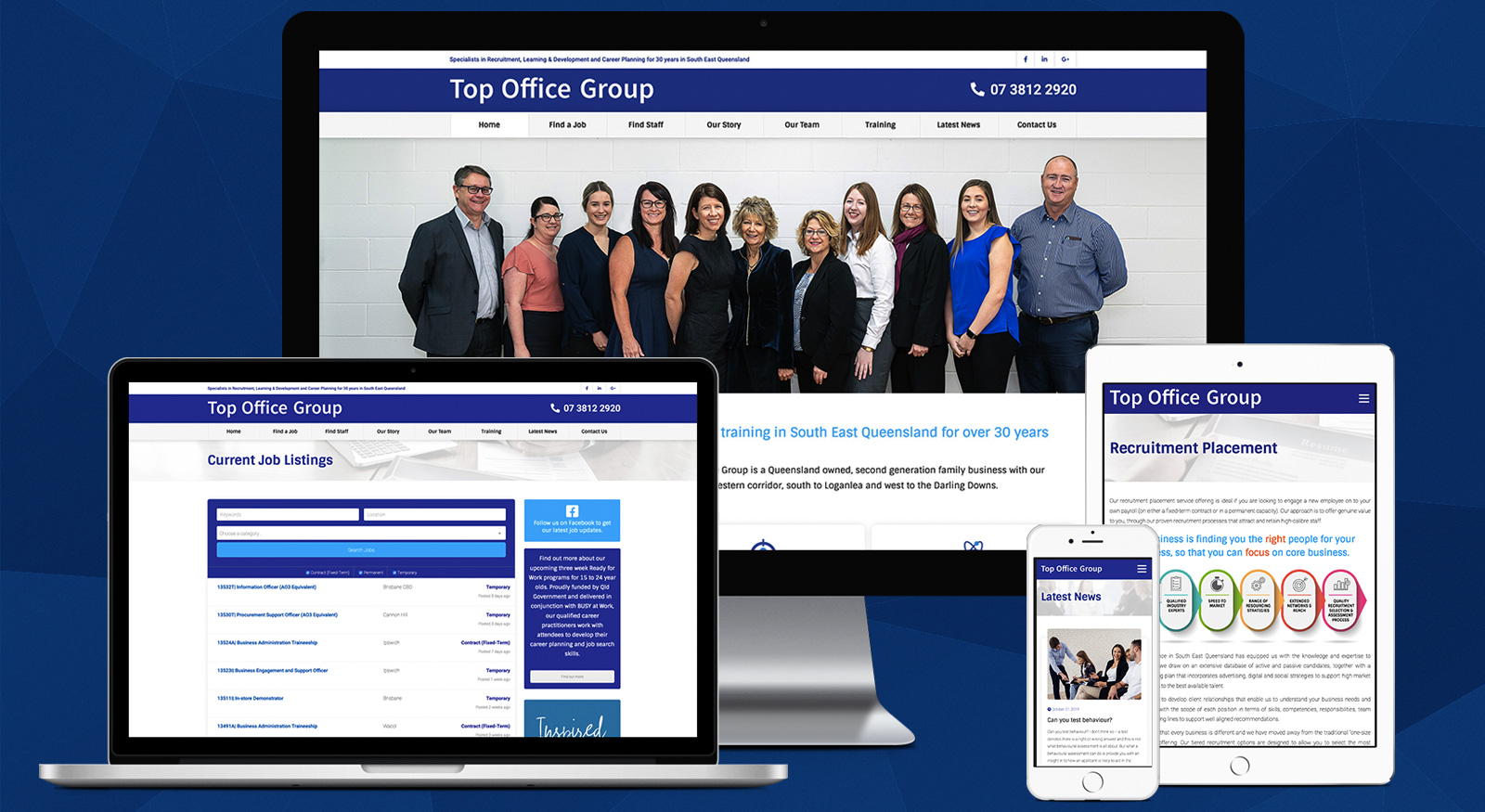 top-office-group-website-design-onepoint-solutions-brisbane-australia-web-design
