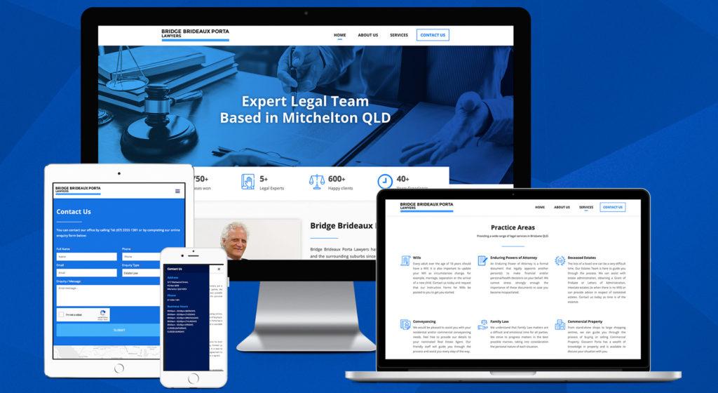 brisbane-lawyers-bridge-brideaux-porta-law-firm-mitchelton-qld-web-design-onepoint-software-solutions