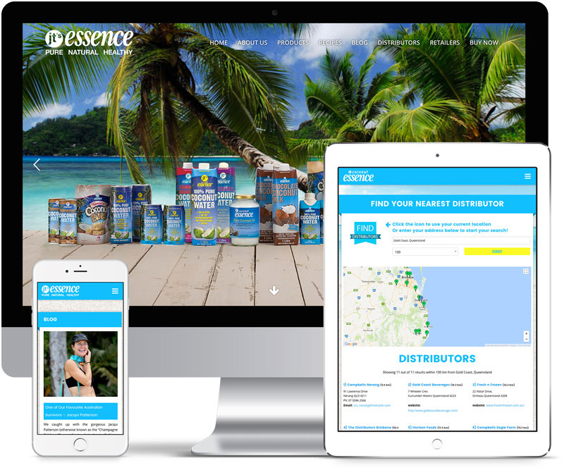 web-design-brisbane-qld-onepoint-solutions-wordpress-theme-coconut-essence
