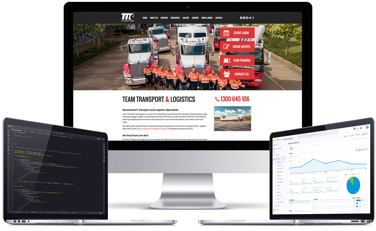 web-design-brisbane-qld-onepoint-solutions-wordpress-theme-team-transport