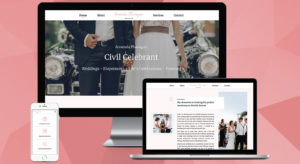 Love Like You - Amanda Flanagan Celebrant Website Design QLD - OnePoint Solutions