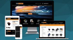 Gough Transport Solutions Website Design - Brisbane Web Developers OnePoint Soluitions