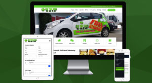On The Run Cafe Yatala - Website Design QLD, Brisbane WordPress Developers OnePoint Solutions