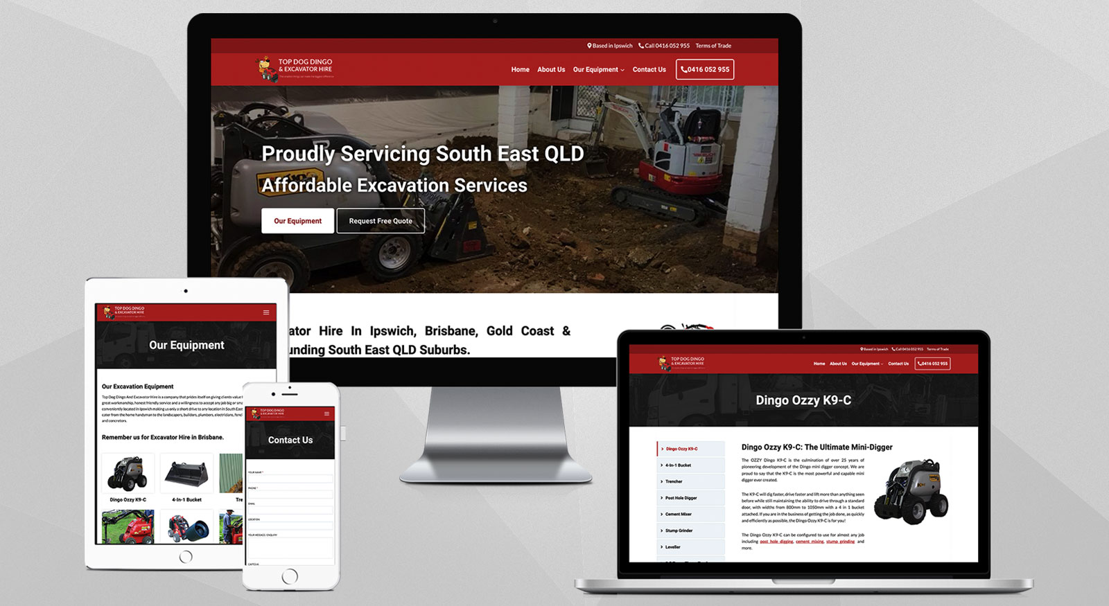 top-dog-dingo-hire-onepoint-solutions-website-design-ipswich-brisbane-qld