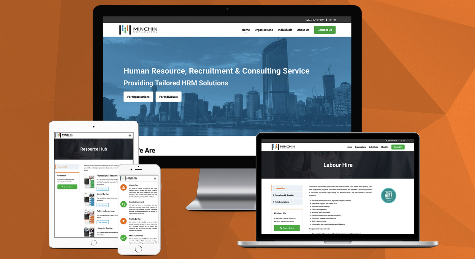 Brisbane HR Consulting - OnePoint Software Solutions - Minchin Consulting