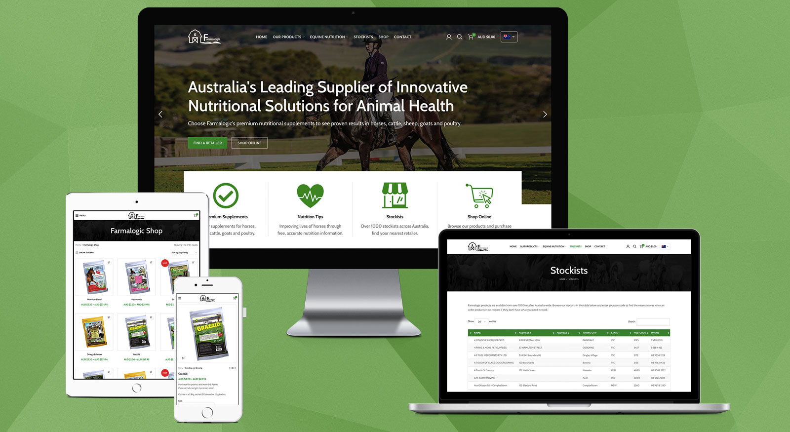 farmalogic-website-design-brisbane-onepoint-solutions