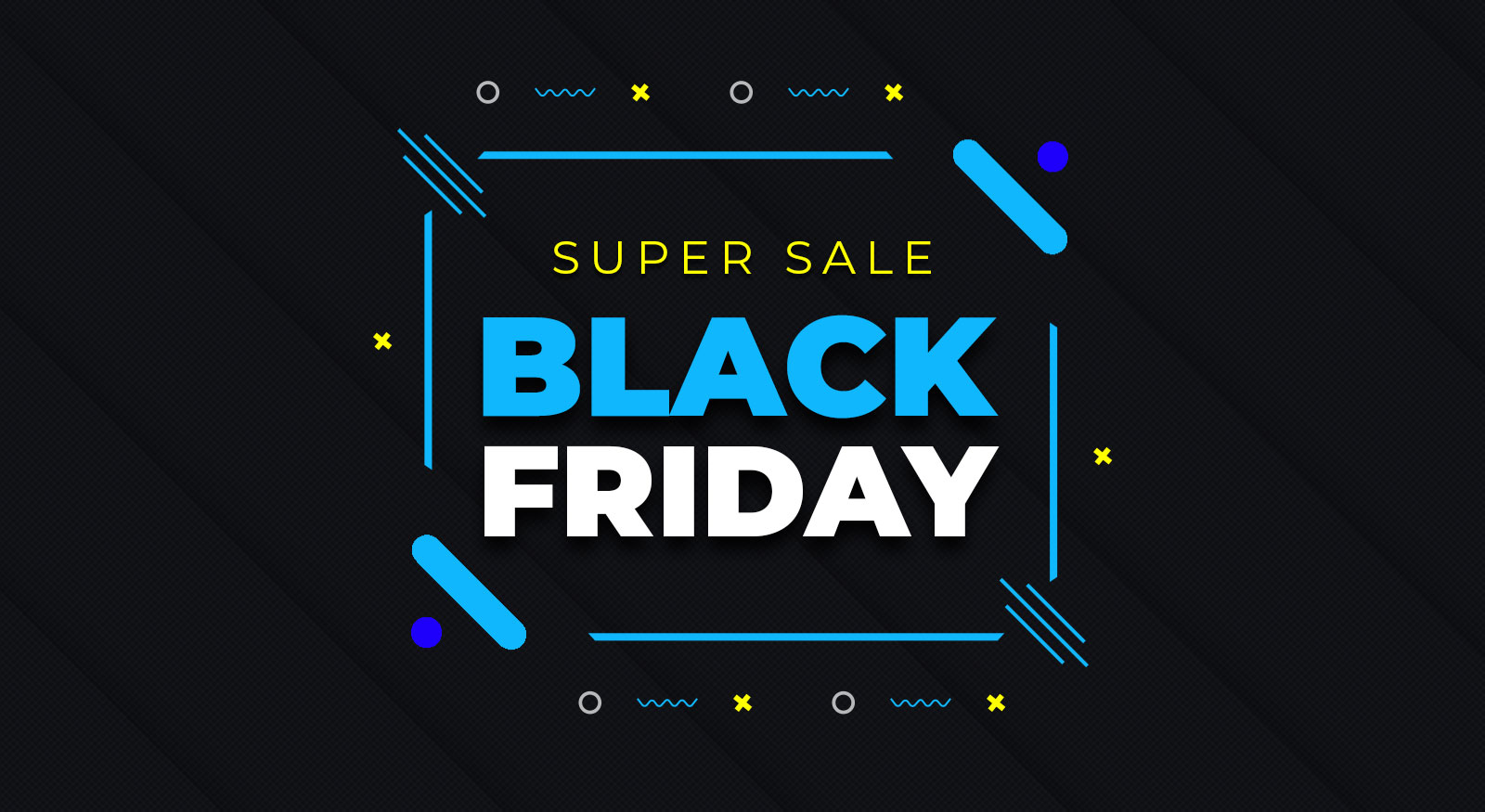 Black Friday Special: 25% Off Website Development