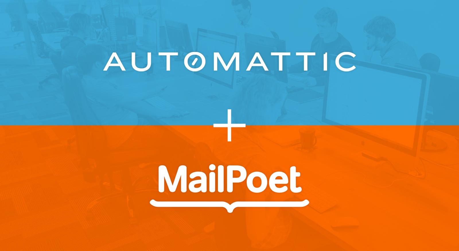 Automattic Acquires MailPoet