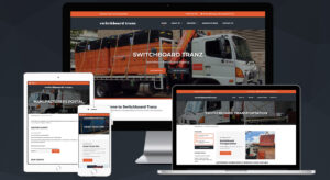 Switchboard Tranz Website - OnePoint Software Solutions - Web Design Brisbane